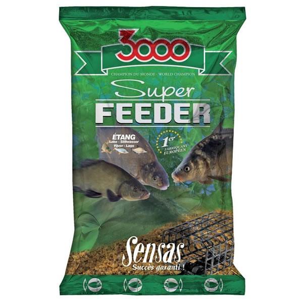 Nada 3000 Super Feeder Lake (1 kg) Sensas