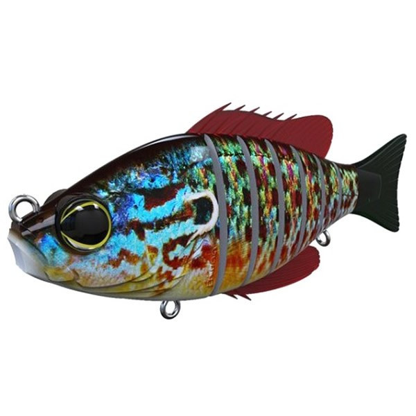 Vobler Swimbait Seven Section Sunfish 13cm Biwaa Biwaa Oferta pescar-expert