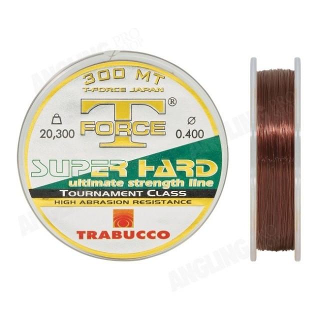 Fir Monofilament Super Hard 300m Trabucco (Diametru fir: 0.40 mm) Trabucco Oferta pescar-expert
