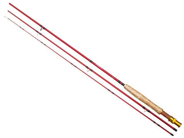 Lanseta musca Fly 2.7m / 3 tronsoane / clasa 4-5 Baracuda