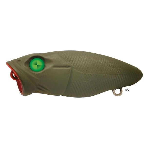 Vobler Chibi Pop Floating Matt Olive 3.7cm, 2.5g Rapture Rapture Oferta pescar-expert
