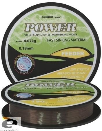 Fir EnergoTeam Power Feeder 150m (Diametru fir: 0.22 mm) EnergoTeam Oferta pescar-expert