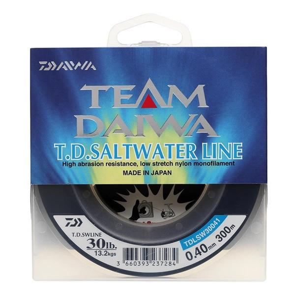 Fir TD Saltwater 300m Daiwa (Diametru fir: 0.26 mm) Daiwa Oferta pescar-expert