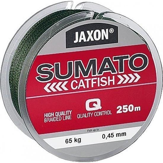 Fir textil Sumato Catfish 1000m Jaxon (Diametru fir: 0.50 mm) Jaxon Oferta pescar-expert