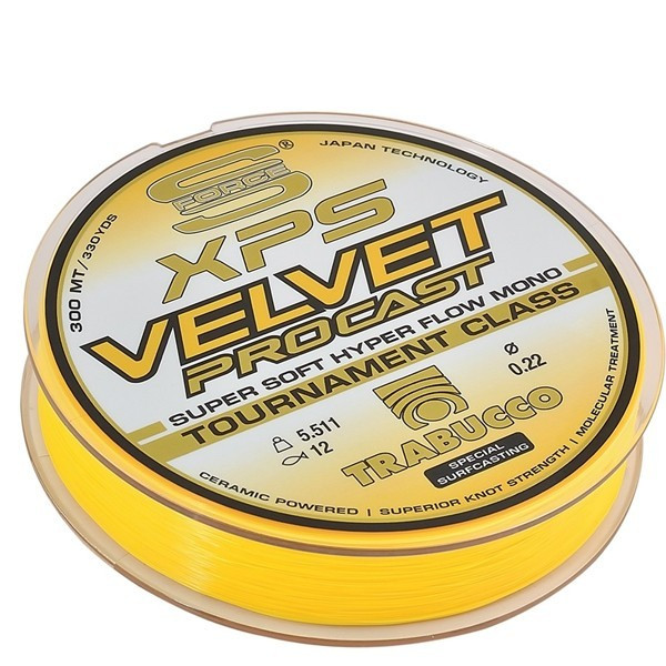 Fir Trabucco S-Force XPS Velvet Procast, 300m (Diametru fir: 0.30 mm) Trabucco Oferta pescar-expert