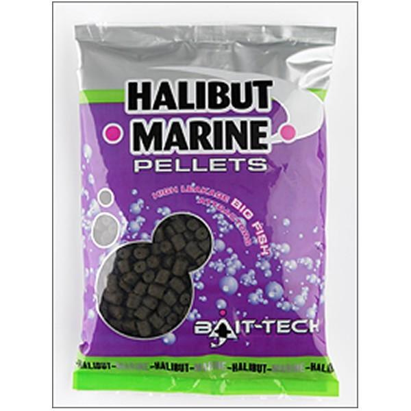 Pelete Halibut Marine pregaurite 900g Bait-Tech