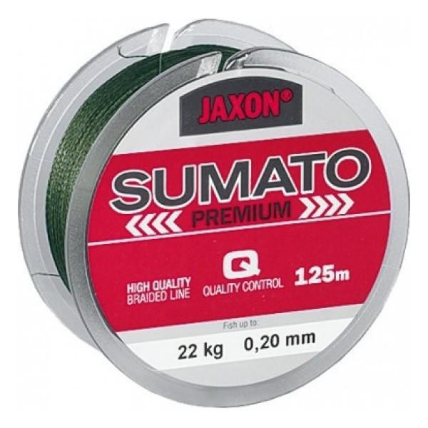 Fir textil Jaxon Sumato Premium, 125m (Diametru fir: 0.18 mm) Jaxon Oferta pescar-expert