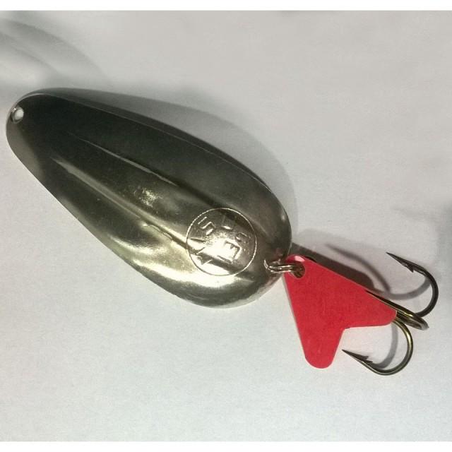 Lingurita Misu oscilanta argintata Profi Arrow (Greutate lingurita: 13g) Arrow International Oferta pescar-expert