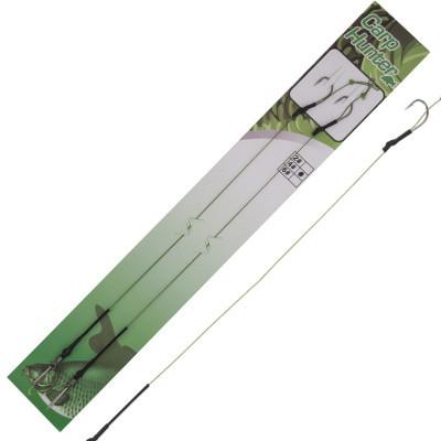 Montura Carp Hunter Long Shank Boilie, 2buc (Marime Carlige: Nr. 4) Carp Hunter Oferta pescar-expert