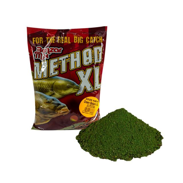 Nada Benzar Mix Seria Method XL, 800g (Aroma: Ciocolata&Mentol) Benzar Oferta pescar-expert