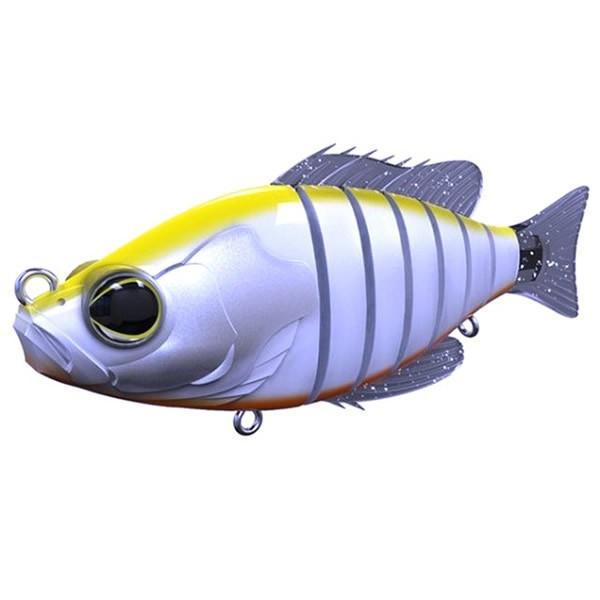 Vobler Swimbait Seven Section Hi-Viz 15cm / 60g Biwaa Biwaa Oferta pescar-expert