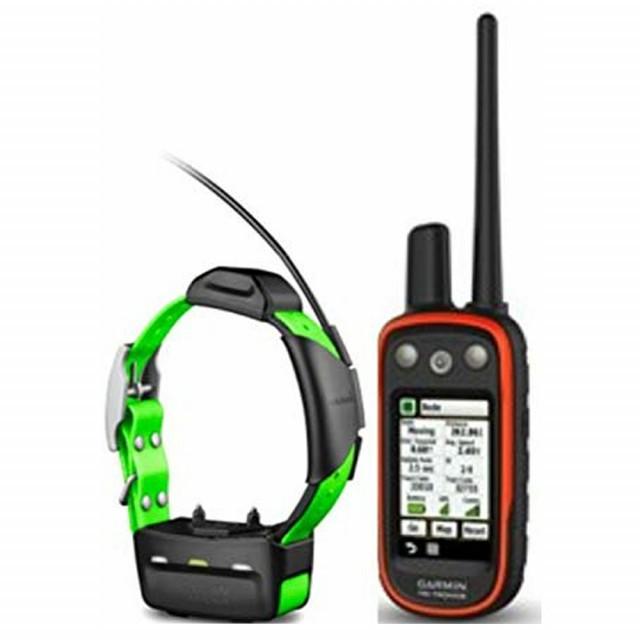 Zgarda monitorizare GPS Garmin Atemos 100 + KT15 pentru caini