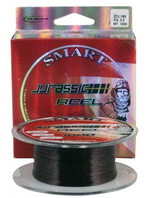 Fir monofilament Maver Smart Jurassic Reel 1000m Maver (Diametru fir: 0.20 mm) Maver Oferta pescar-expert