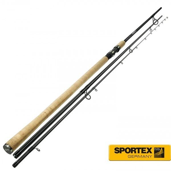 Lanseta Exclusive Feeder Heavy 3.90m / 160-210g / 3+3 tronsoane Sportex
