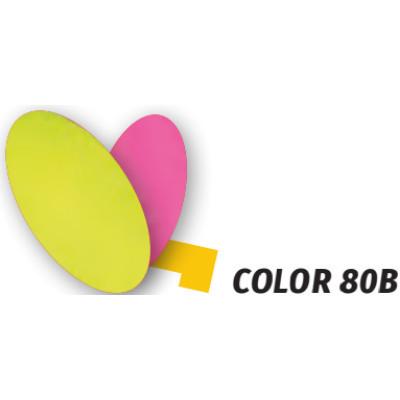Oscilanta Herakles Zero 6, Culoare 80B - Chatreuse-Pink, 0.6 g Herakles Oferta pescar-expert