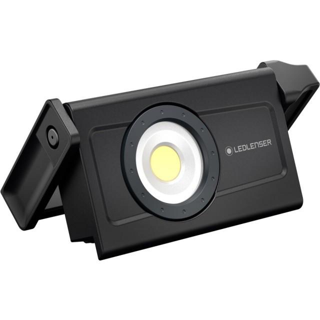 Proiector Led Lenser IF4R 2500 lumeni + incarcator