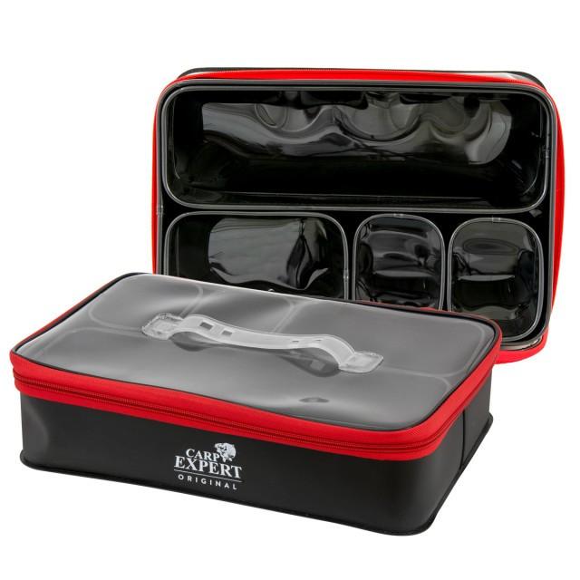 Set 5 cutii pliabile Carp Expert
