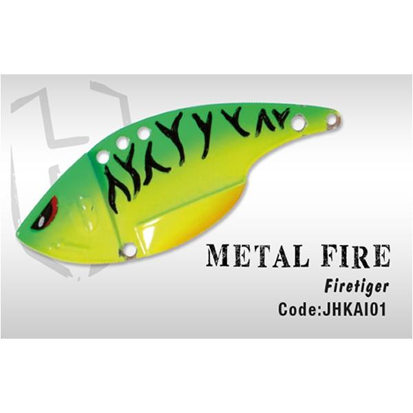 Cicada Metal Fire 5.2CM 12GR Firetiger Herakles Herakles Oferta pescar-expert