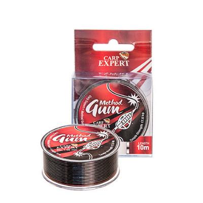 Elastic Carp Expert Method Gum, maro, 10m (Diametru fir: 0.65 mm) Carp Expert Oferta pescar-expert