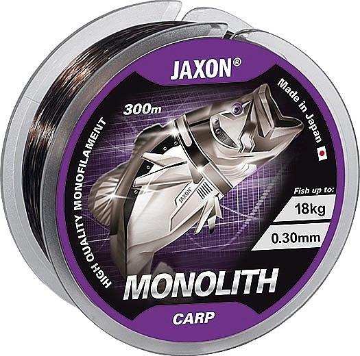 Fir crap Jaxon Monolith, 300m (Diametru fir: 0.25 mm) Jaxon Oferta pescar-expert