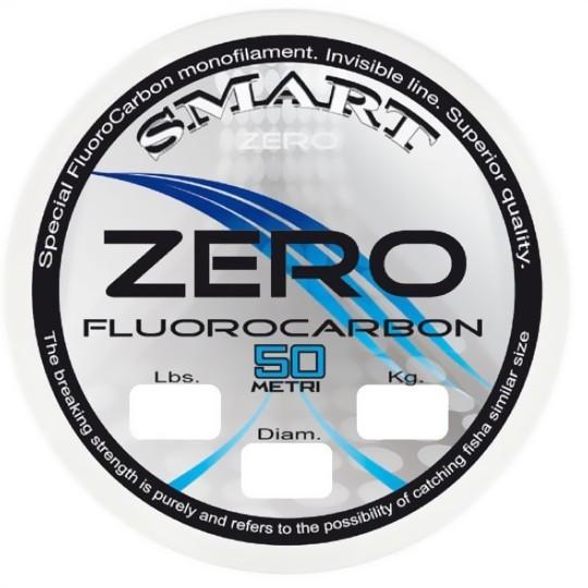 Fir flurocarbon Smart Zero 50m Maver (Diametru fir: 0.42 mm) Maver Oferta pescar-expert