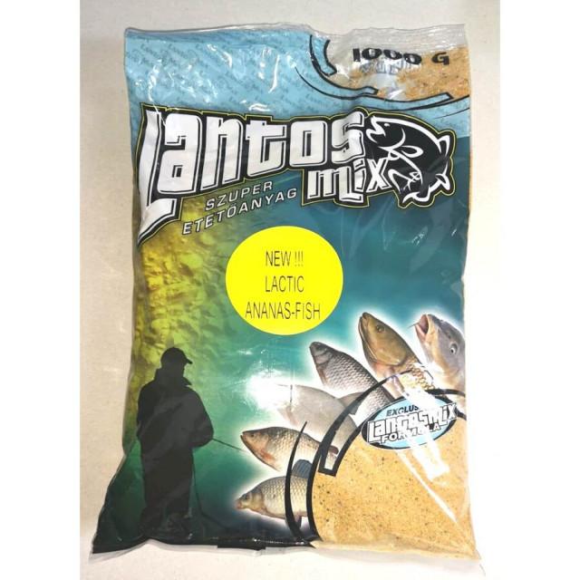 Nada Lantos Mix Faina de peste cu Ananas, 1kg