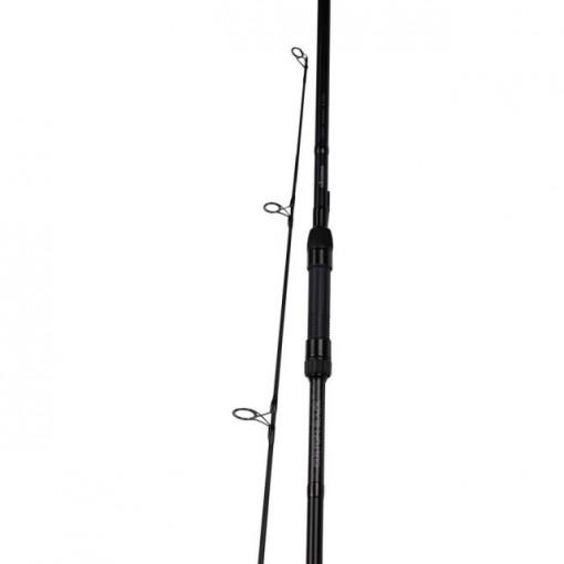Lanseta crap Custom Black 3.60m/3,5lbs, 2 trons Okuma