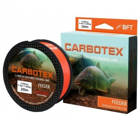 Poze Fir Carbotex Feeder Orange 250m
