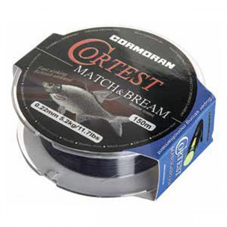 Fir Monofilament Cortest Match Bream 150m Cormoran