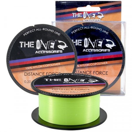 Poze Fir Monofilament Distance Force Verde 270m The One