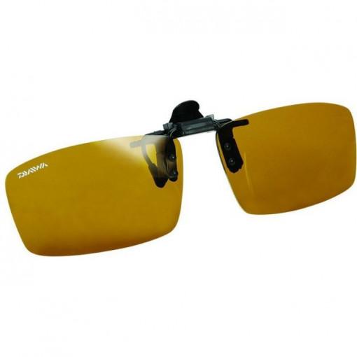 Ochelari Polarizati clip-on amber Daiwa