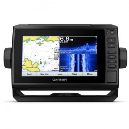 Sonar Garmin Ecomap Plus 72SV WW GT52 fara XDCR
