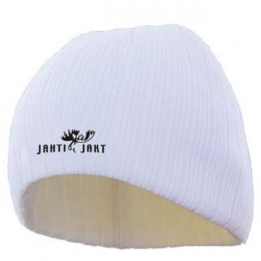 Fes alb tricotat, marca Jahti Jakt