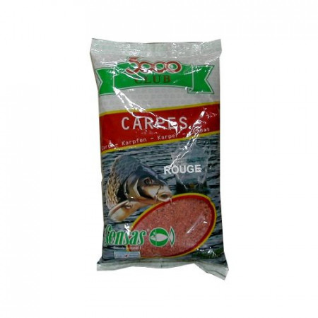 Poze NADA  3000 CLUB CARP/BIG FISH RED 1KG