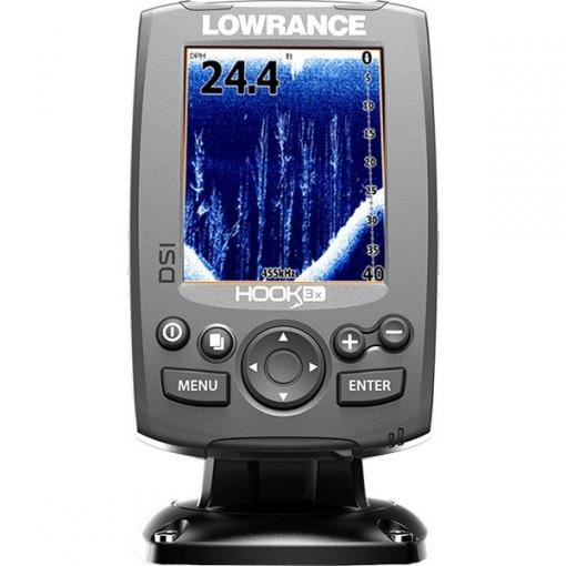 Sonar Lowrance Hook-3x DSI