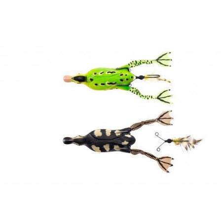 Poze Vobler 3D Hollow Duckling 10cm/40g White Savage Gear