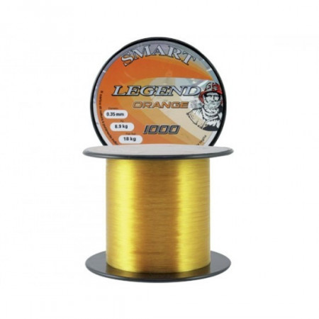 Poze Fir monofilament Legend Orange 1000m Maver