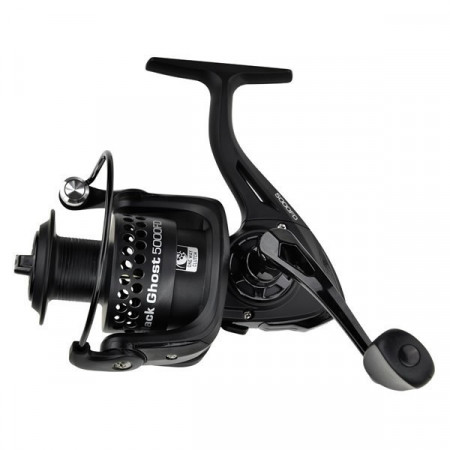 Mulineta Black Ghost 5000 FD Carp Zoom