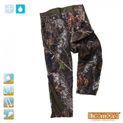 Pantaloni de iarna Camuflaj Xpo Big Game Break Up Browning