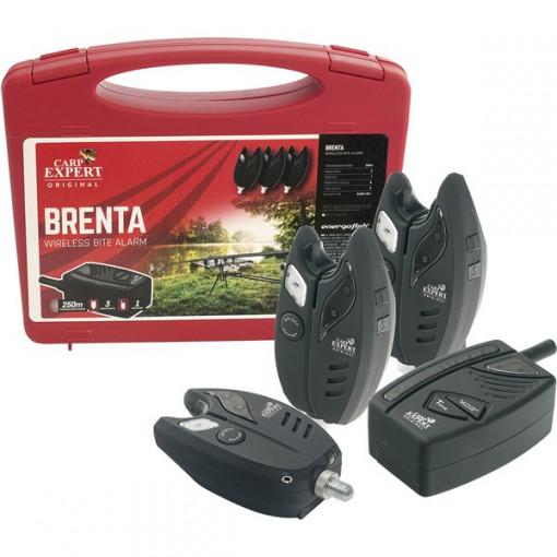 Set Avertizori Radio Brenta 3+1 Carp Expert
