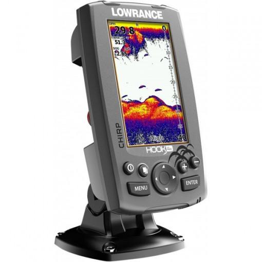 Sonar Lowrance Hook-4x