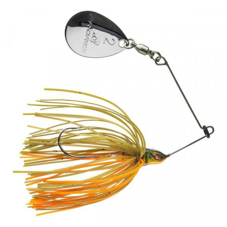Poze Spinnerbait Prorex Micro Spinner Gold Perch 5gr Daiwa