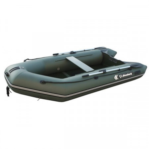 Barca pneumatica Kiwi 300 Verde+Podina Allroundmarine