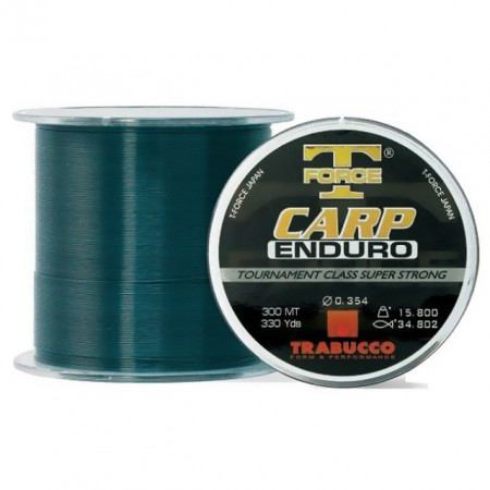 Poze Fir Monofilament T-Force Carp Enduro 600m Trabucco