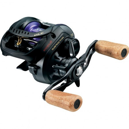 Poze Multiplicator Zillion TW HLC 1514SHL 10rul/ 100m/ 0.31mm/ 7,3:1 Daiwa