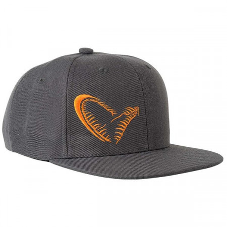 Poze Sapca Flat Bill Snap Back Savage Gear