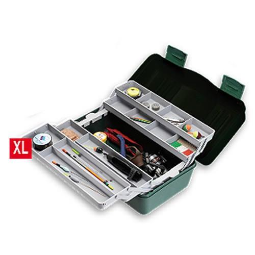 Valigeta XL 4 sertare 46x28.2x22.1cm Carp Zoom
