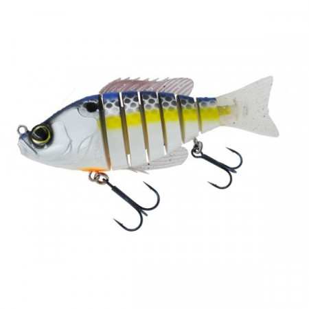 Poze Vobler Swimbait Seven Section Sexy Shad 10cm Biwaa
