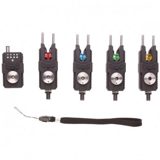Set 4 avertizori electronici + statie SMX WTS Prologic