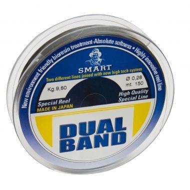 Fir monofilament Smart Dual Band 150m  Maver